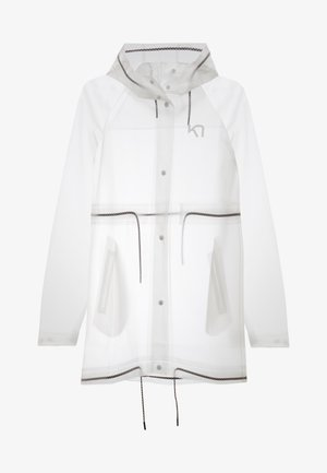 BULKEN JACKET - Waterproof jacket - white