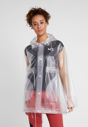 BULKEN JACKET - Impermeable - white