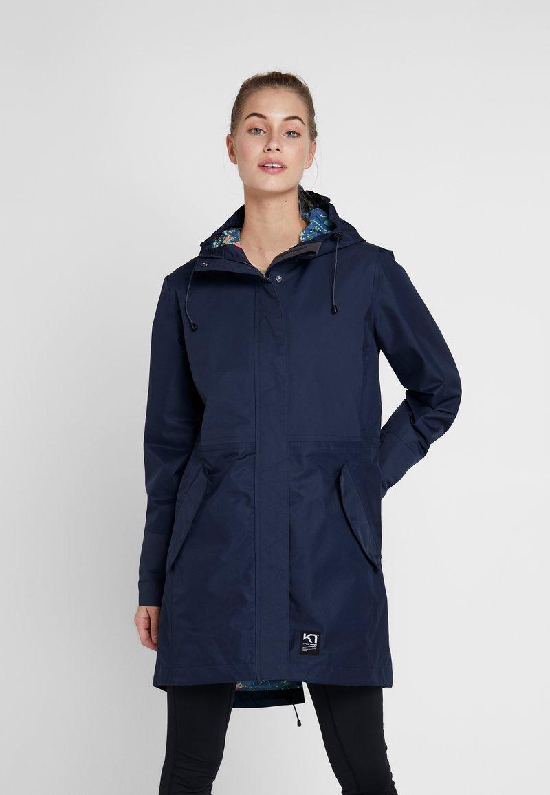 KariTraa - MØLSTER JACKET - Hardshell jacket - marin