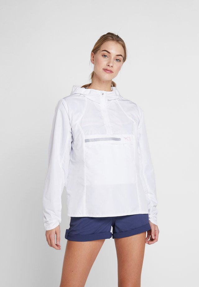 MARIT JACKET - Outdoorjacka - white