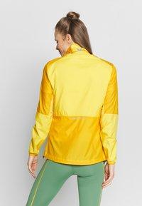 KariTraa - NORA JACKET - Sports jacket - gold - 2