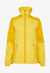 KariTraa - NORA JACKET - Sports jacket - gold - 4
