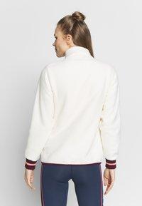 KariTraa - RØTHE MIDLAYER - Fleece jacket - white - 2