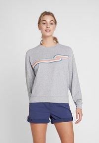 KariTraa - SONGVE - Sweatshirt - grey - 0