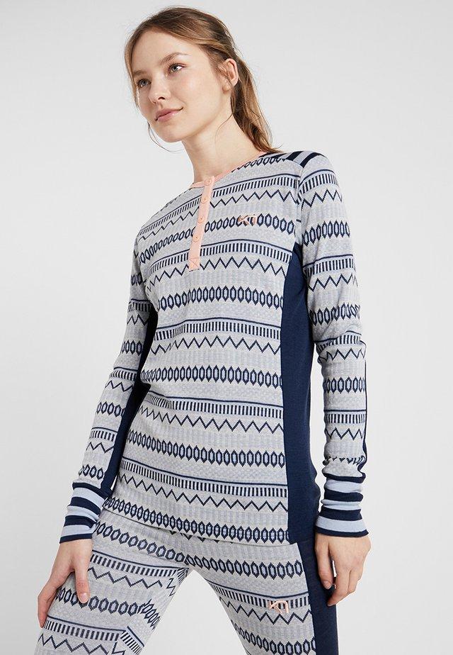 ÅKLE - Unterhemd/-shirt - dark blue