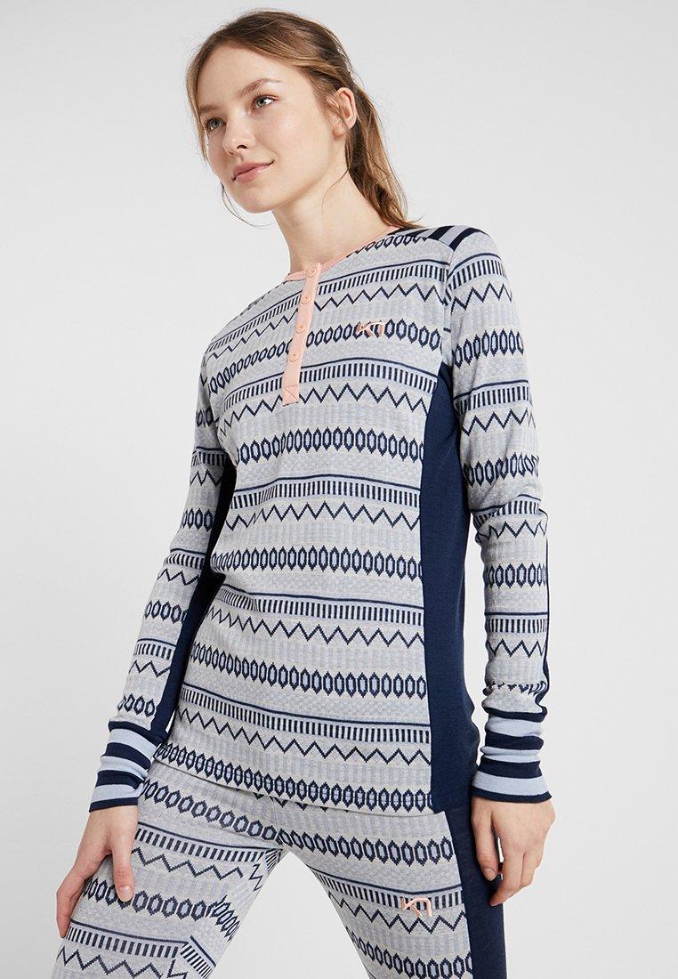 KariTraa - ÅKLE - Camiseta interior - dark blue