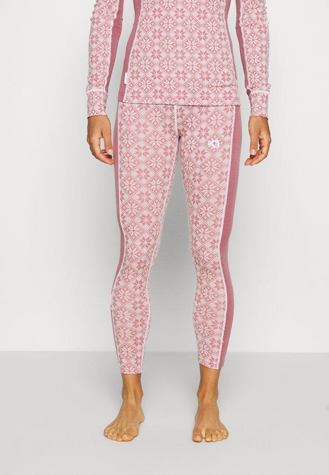 ROSE PANT - Pitkät alushousut - lilac