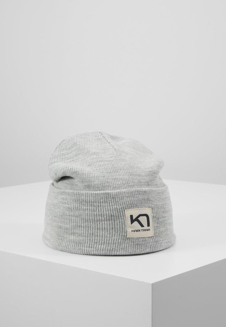 KariTraa - BEANIE - Čepice - grey