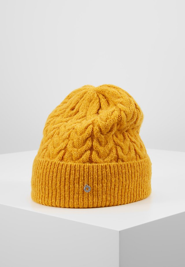 LID BEANIE - Muts - honey