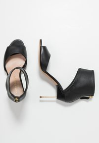 Kurt Geiger London - BAILEY - High heeled sandals - black - 3