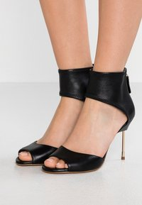 Kurt Geiger London - BAILEY - High heeled sandals - black - 0