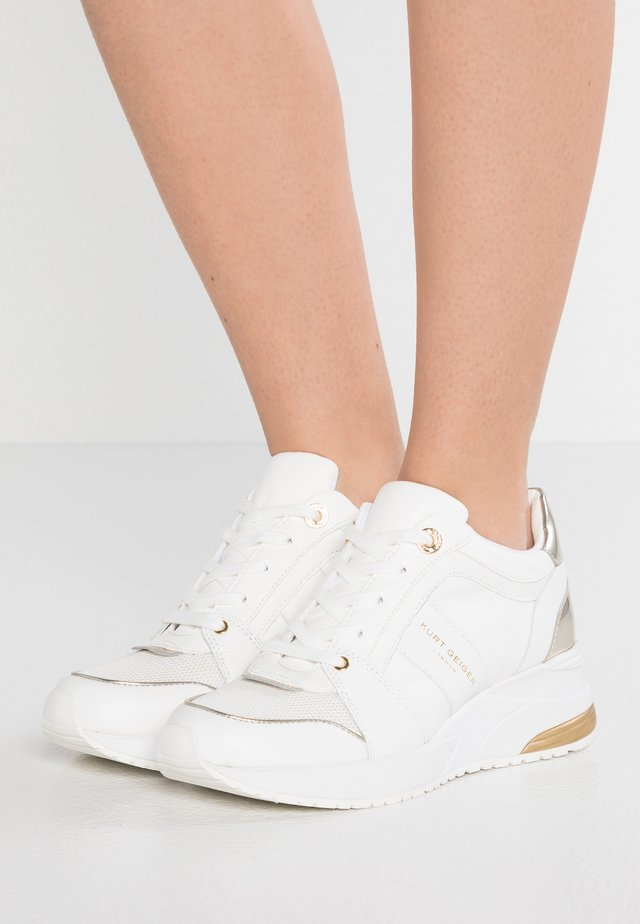 LANA - Sneakers laag - white