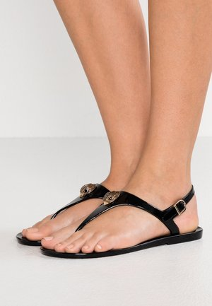 MADDISON - Flip Flops - black