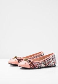 Kurt Geiger London - ESME - Ballet pumps - pink - 4