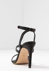 Kurt Geiger London - PORTIA - Sandaler med høye hæler - black - 5