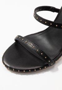 Kurt Geiger London - PORTIA - Sandaler med høye hæler - black - 2