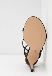 Kurt Geiger London - PORTIA - Sandaler med høye hæler - black - 6
