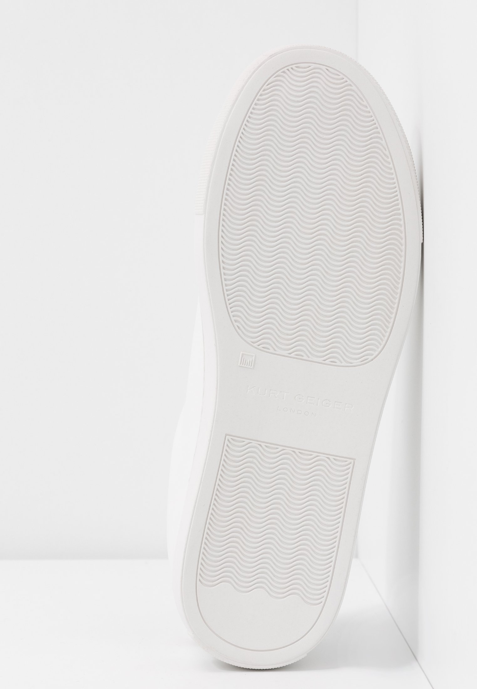 Kurt Geiger London LANE - Sneakers - white