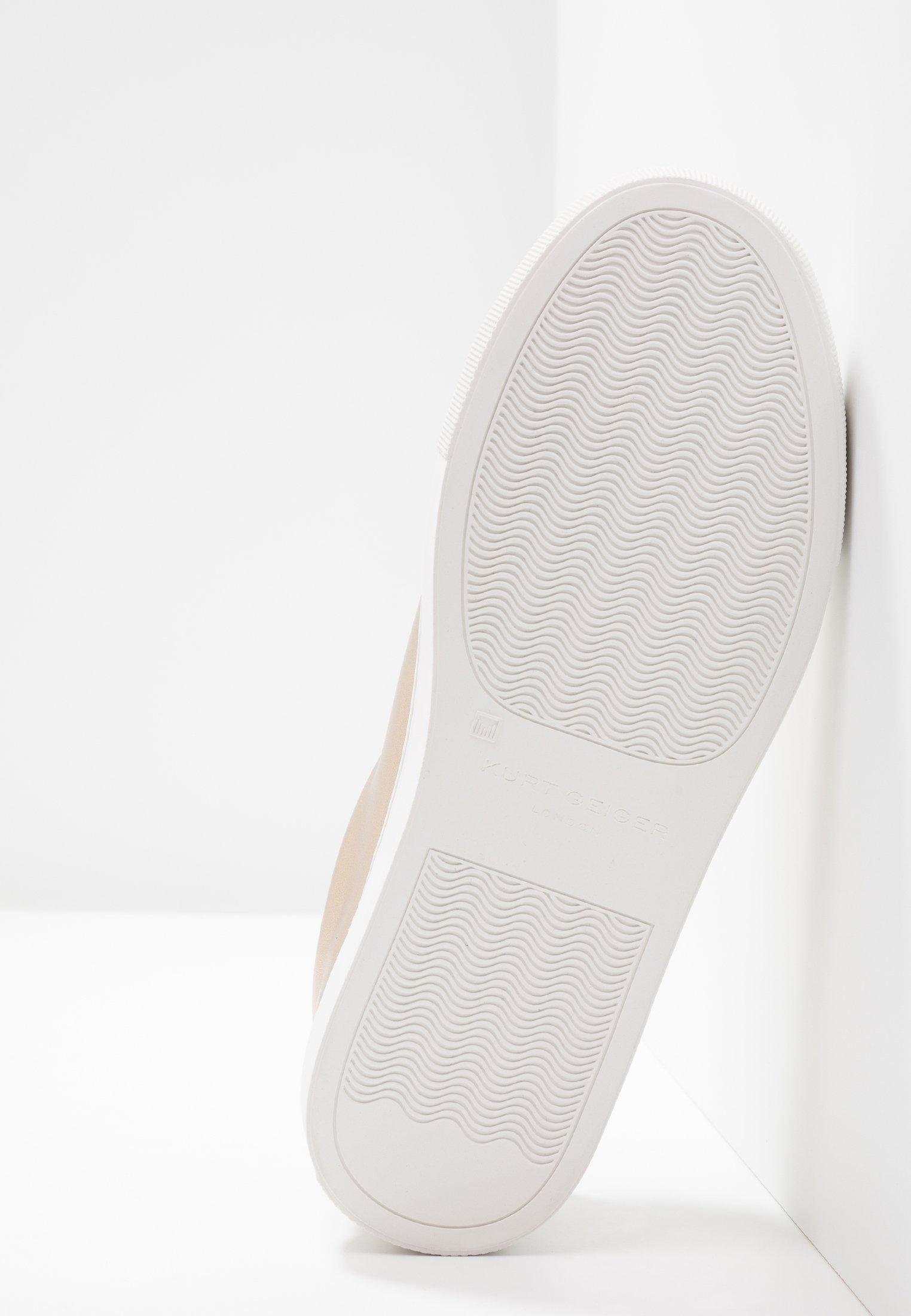 Kurt Geiger London LANE - Sneaker low - gold - Black Friday
