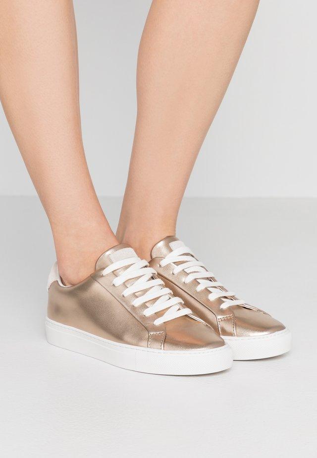 LANE - Sneakersy niskie - gold