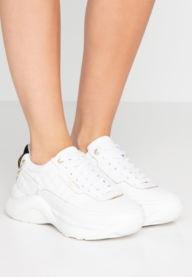 Kurt Geiger London - LUNAR EAGLE - Sneaker low - white