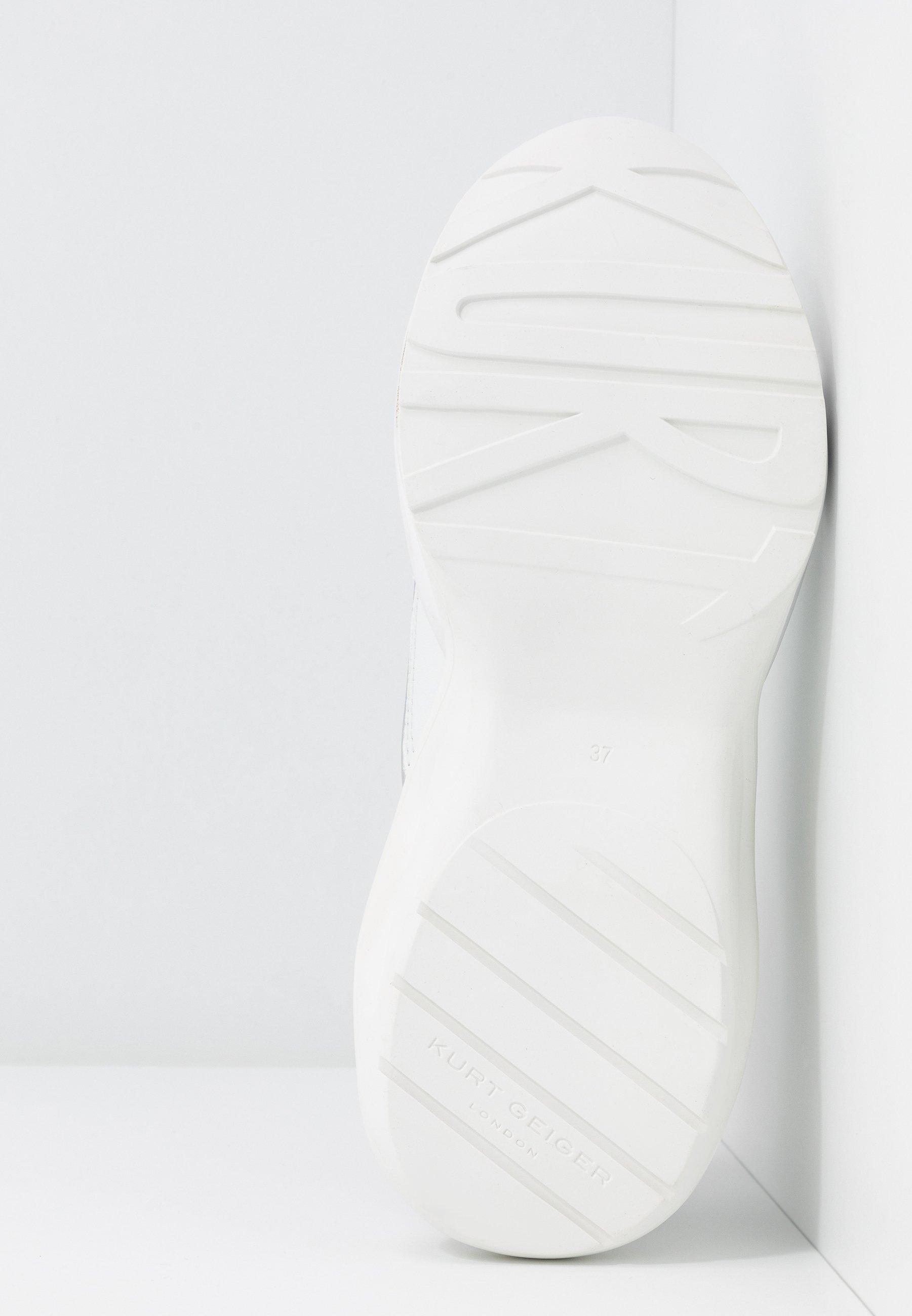 Kurt Geiger London LUNAR EAGLE - Sneaker low - white - Black Friday