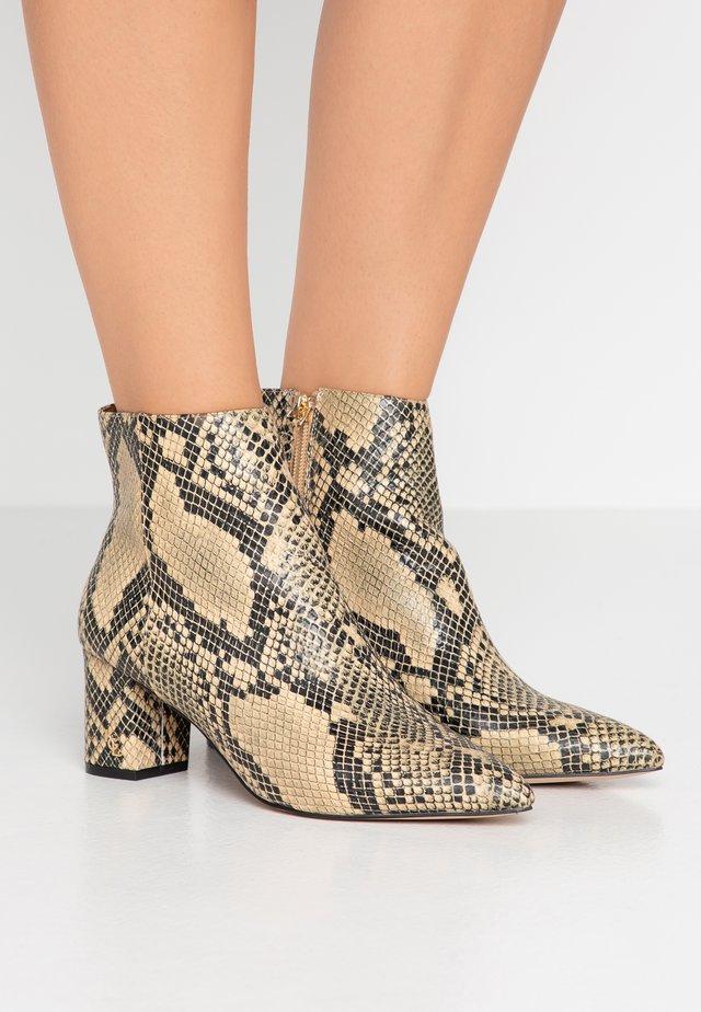 BURLINGTON - Ankle Boot - beige