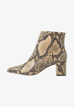 BURLINGTON - Ankle boots - beige
