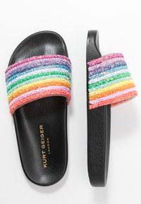 Kurt Geiger London - MEENA - Sandalias planas - multicolor - 2