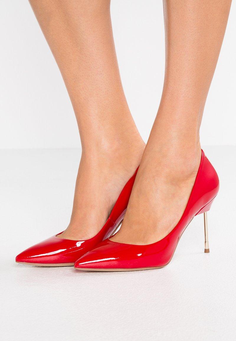 Kurt Geiger London - BRITTON - High heels - red