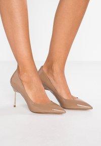 Kurt Geiger London - BRITTON - High heels - nude - 0