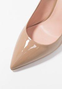 Kurt Geiger London - BRITTON - High heels - nude - 2