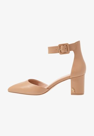 BURLINGTON - Klassiske pumps - camel