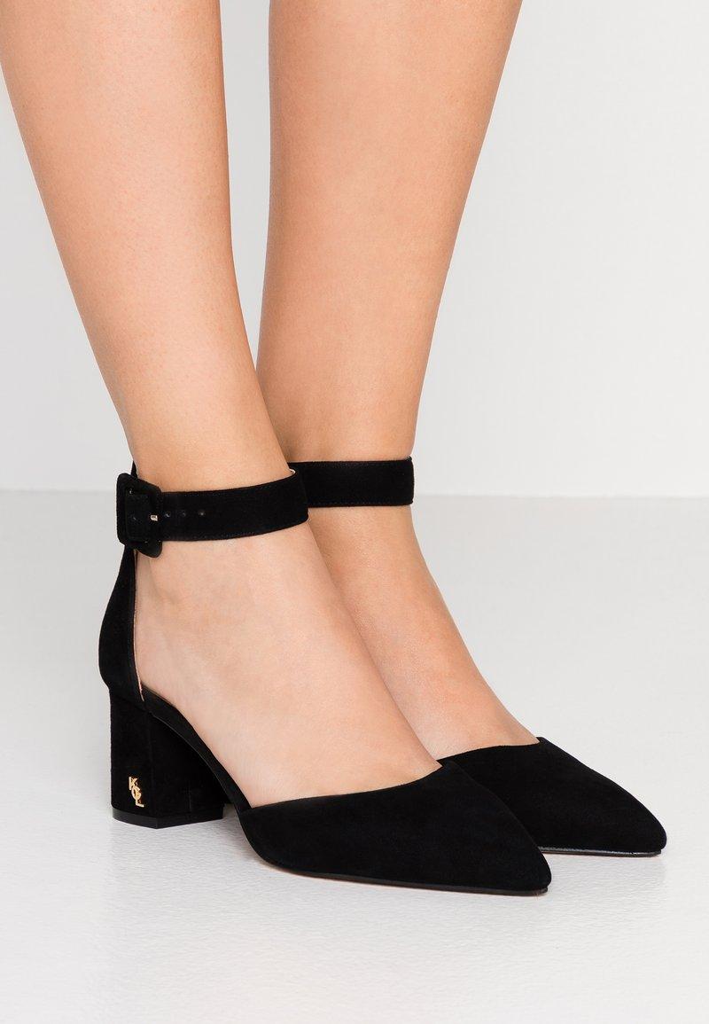 Kurt Geiger London - BURLINGTON - Classic heels - black