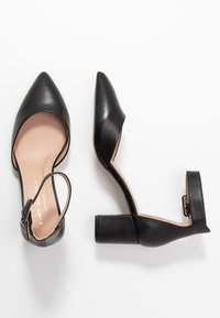 Kurt Geiger London - BURLINGTON - Klassieke pumps - black - 3