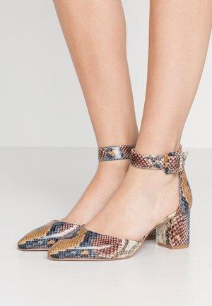 BURLINGTON - Classic heels - multicolor