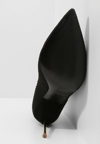Kurt Geiger London - BARBICAN - Højhælede støvletter - black - 6