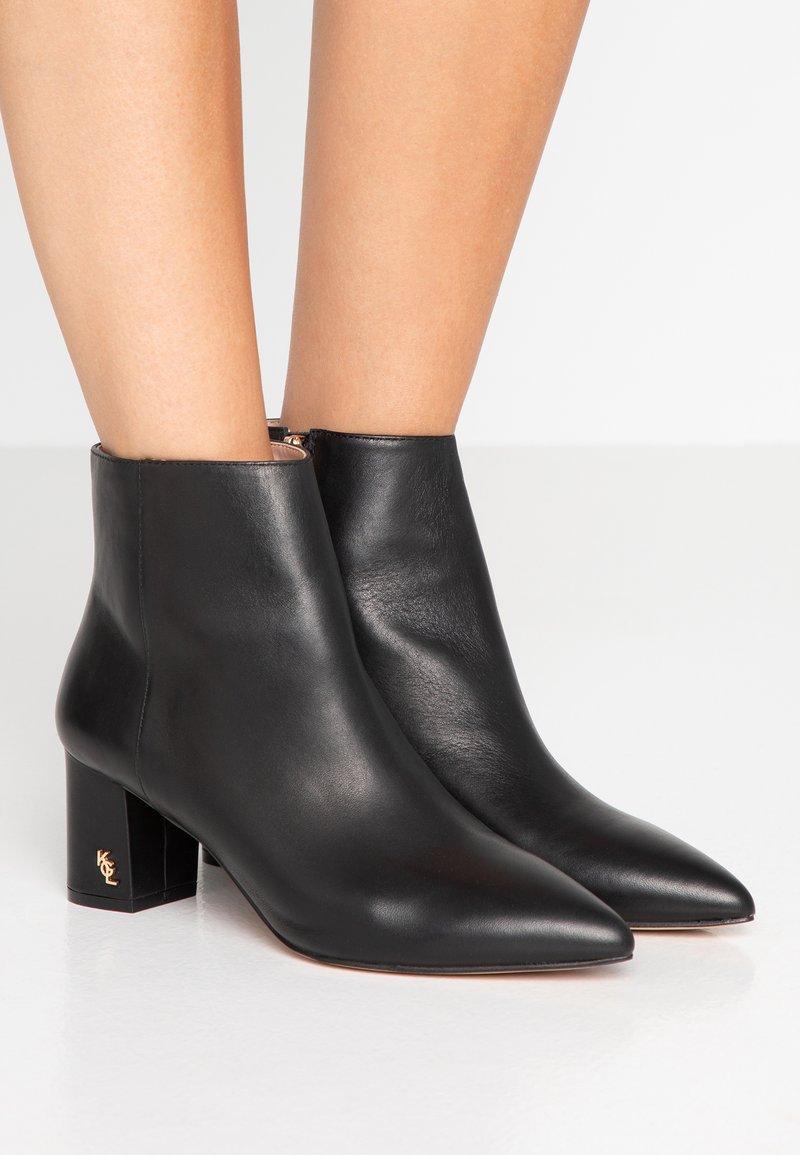 Kurt Geiger London - BURLINGTON - Ankle boots - black