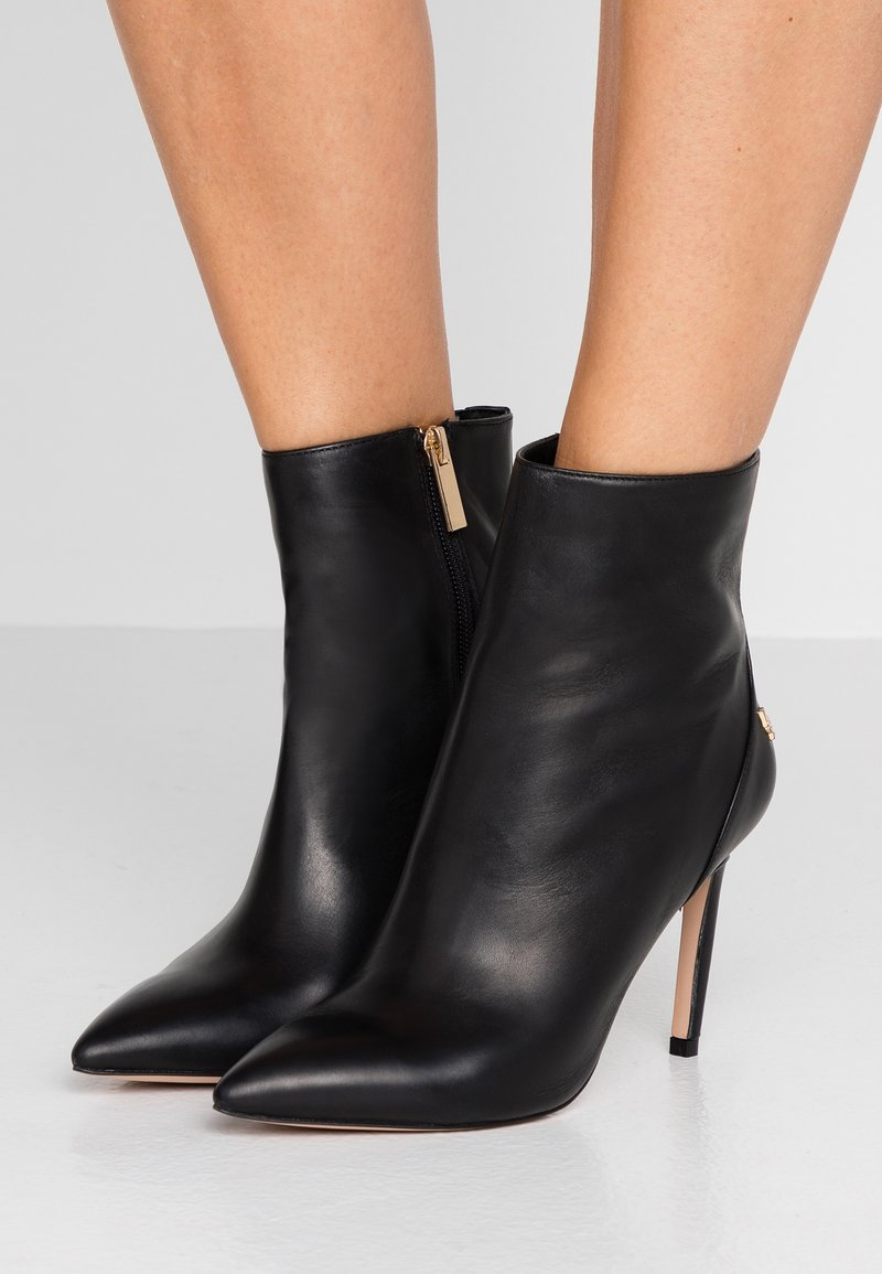 Kurt Geiger London - REX - High Heel Stiefelette - black