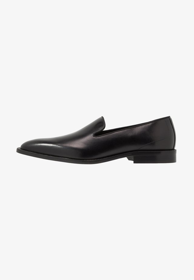 SLOANE - Smart slip-ons - black