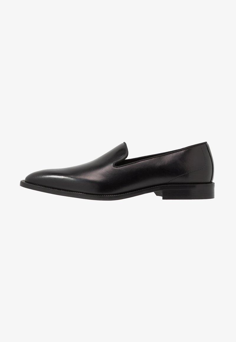 Kurt Geiger London - SLOANE - Elegantní nazouvací boty - black