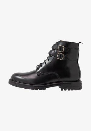 CADE BOOT - Biker-/cowboynilkkurit - black