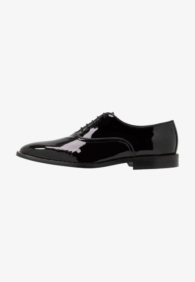 SLONE OXFORD - Lace-ups - black