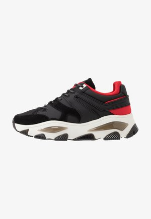 LETO - Sneakers basse - black