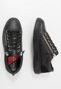 Kurt Geiger London - JACOBS - Sneakersy niskie - black - 1