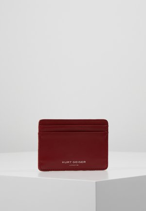 Portfel - red