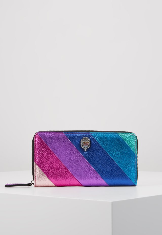 ZIP AROUND WALLET EAGLE - Portefeuille - multi-coloured