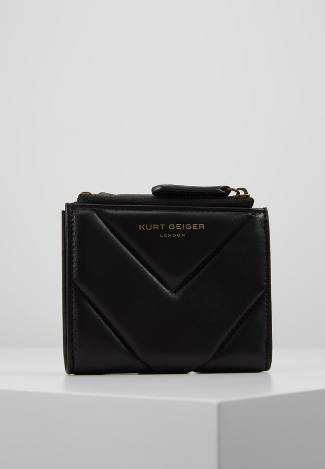 MINI PURSE - Geldbörse - black