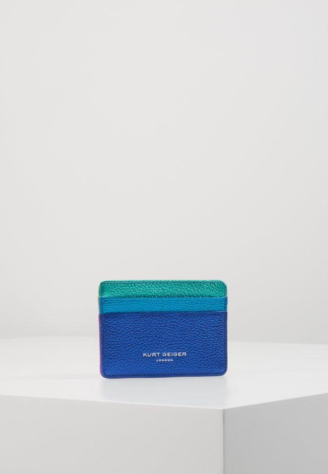 CARD HOLDER - Geldbörse - multicolor