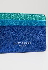 Kurt Geiger London - CARD HOLDER - Peněženka - multicolor - 2